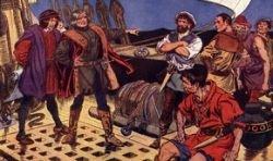 Христофор Колумб был шотландцем и пиратом