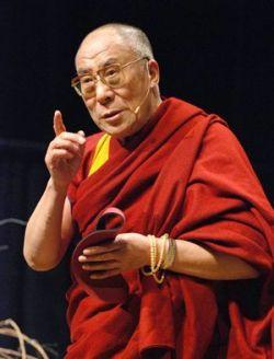 Российсие  буддисты против визита Далай-ламы