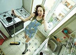 Кто сказал, что домохозяйкам нечего делать?
