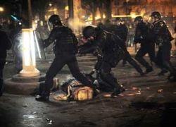 Полиция задержала 300 участников демонстрации в Париже - новость ...
