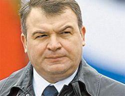 Министра Сердюкова отправят в отставку?
