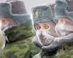 Русская армия умирает