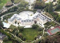 Самый большой особняк Лос-Анджелеса стоит $150 млн