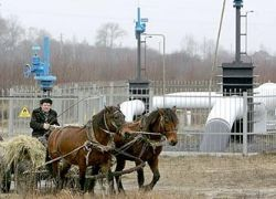Белоруссия согласовала цену на российский газ