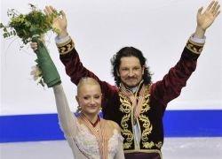 В чемпионате в Лос-Анджелесе лидируют фигуристы России