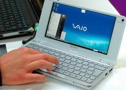 Sony пополнит серию ноутбуков Vaio P новыми моделями