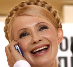 Тимошенко просит у Японии 5 млрд долларов кредита