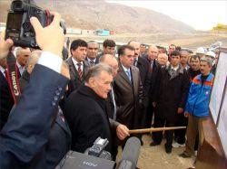 В Таджикистане бастуют российские строители