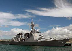 Японские корабли перехватят северокорейскую ракету?