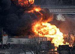 В Бразилии взорвался химический завод