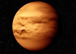 Составлена карта Венеры