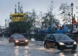 США готовятся к возможному наводнению