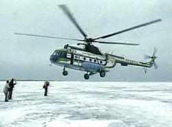 В Финском заливе со льдины сняты 220 рыбаков