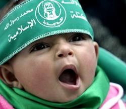 ХАМАС: Моча мальчиков более чистая, чем у девочек