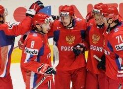 Назван состав сборной России по хоккею