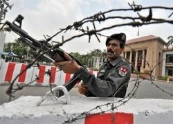 В Пакистане убиты десять полицейских