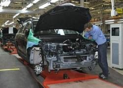 Петербургский завод Toyota останавливает производство