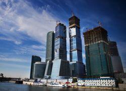 """Сбербанк забирает башню в \""""Москва-сити\"""" за долги"""