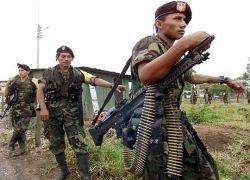 Повстанцы Колумбии провалили покушение из-за орфографии