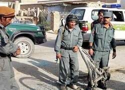В Афганистане взорван полицейский участок