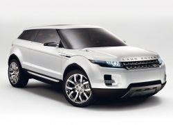 Land Rover LRX станет серийным