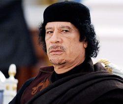 Каддафи учинил скандал на саммите арабских стран