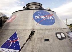 """В США представлен макет космического корабля \""""Орион\"""""""