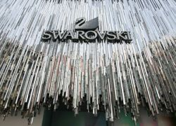 Баня от Swarovski появилась на швейцарском курорте
