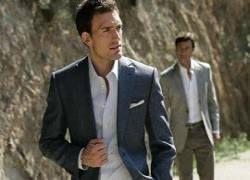 Мужской костюм: основные требования