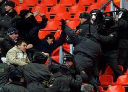 На футбольных фанатов России завели уголовное дело