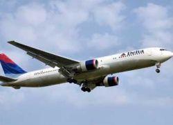 Шотландец попытался покинуть самолет на взлете