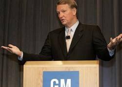 Глава General Motors за свою отставку получит $20 млн