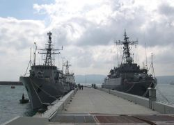 Украина предлагает открыть базу ВМФ США в Крыму