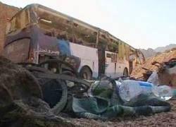 В Египте разбился автобус, погибли 12 человек