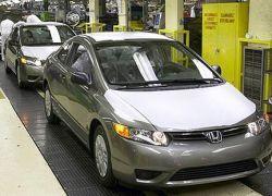 Honda использует завод Ford в Огайо в качестве гаража