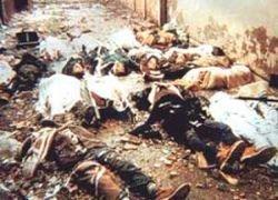 Чеченскому боевику дали пожизненное за казнь солдат РФ
