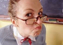 Нет ничего хуже не любящего свою работу учителя