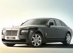 Стали известны характеристики Rolls-Royce 200EX