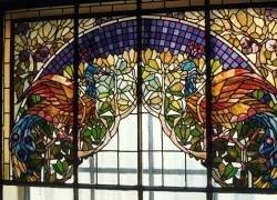 Витражи - музыка стекла в доме