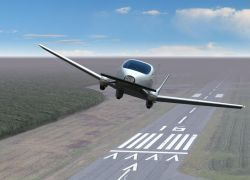 В США продан первый летающий автомобиль