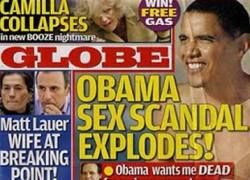 Когда Америке надоест гей-скандал с Обамой?