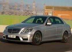 Mercedes-Benz представил E63 AMG