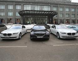 BMW начинает дорожные испытания в Москве
