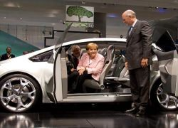 Ангела Меркель пообещала концерну Opel госгарантии