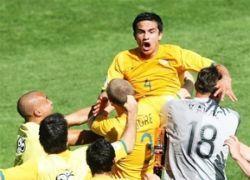 Австралия досрочно может попасть на ЧМ-2010