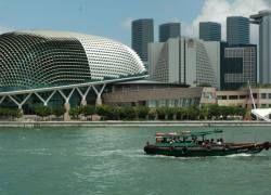 Здание в форме пикселей появится в Сингапуре