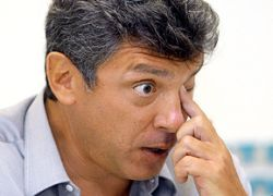 Сочинцы собрали компромат на Немцова