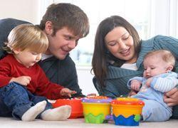 В России увеличивается рождаемость