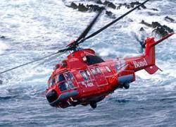 У берегов Шотландии упал в море вертолет с нефтяниками