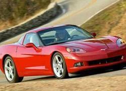 Chevrolet останавливает производство Corvette